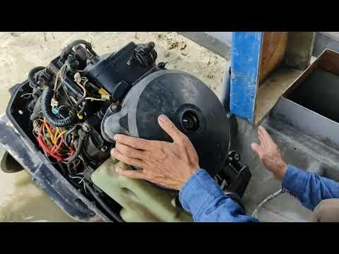 DIY – Repair Engine Mercury 60hp Lost Power – Part 1
