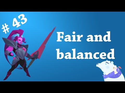 Gigantic with Larsson [Episode 43] - Fair and balanced (Zandora)