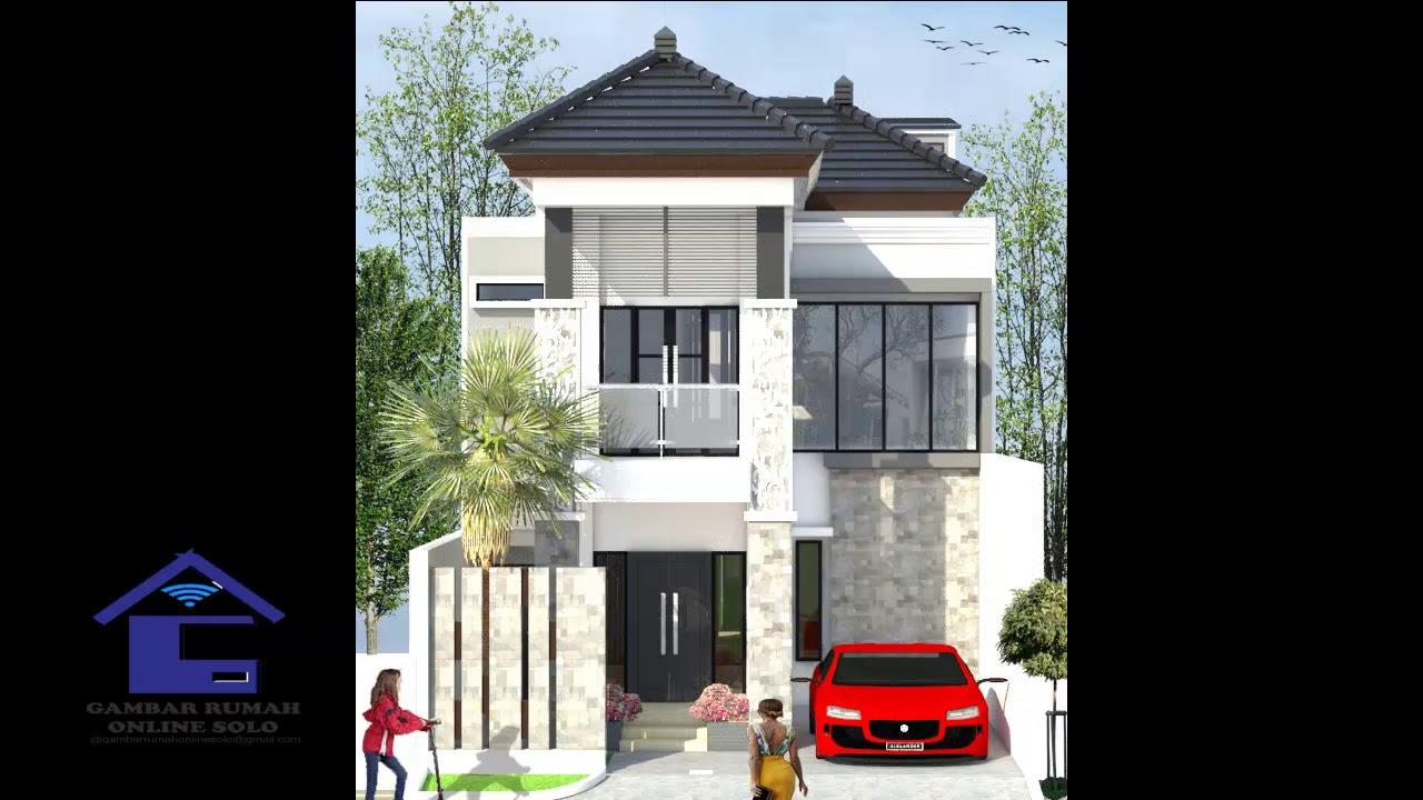Jasa Desain Rumah 3d Arsitektur Drafter Rab