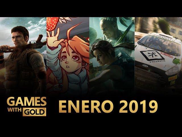Lo Nuevo De Games With Gold En Xbox Para Enero 2019 Actualidad
