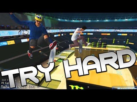 Skate 3 Xbox One: GOING FOR SCORE! | Fav Tail Walk Flip Edits