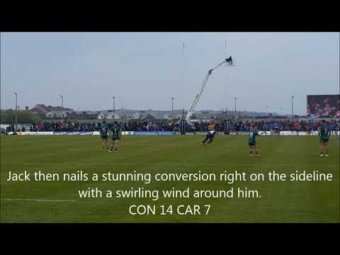 Connacht v Cardiff Blues Guinness Pro14 April 13th 2019