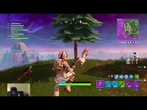 GETTING DRUNK AND PLAYING FORTNITE!!!