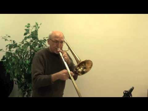 Schiller Super 547 Trombone