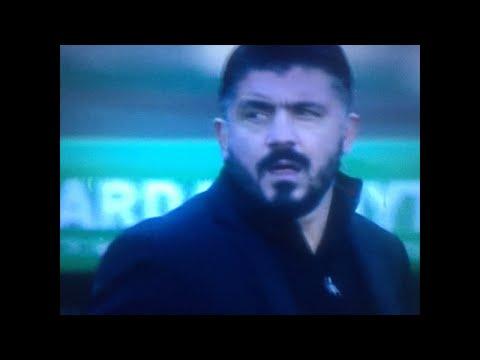 VERONA-MILAN  3-0: Gattuso nn è da milan