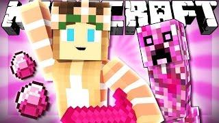 Если бы девушки захватили Minecraft[Дубляж ExplodingTNT]