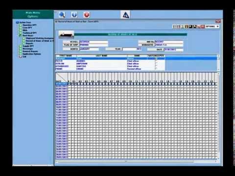 Action Seas - Shipping Software