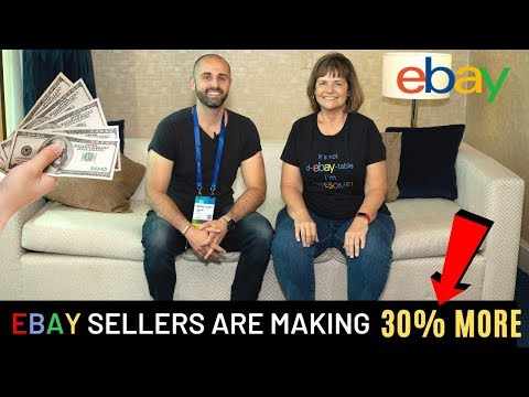 EBAY SELLERS ARE MAKING 30% MORE MONEY DOING THIS!