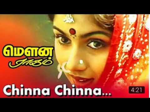 Chinna Chinna Vanna Kuyil | Mouna Raagam | Tamil HD Songs
