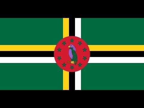 Флаг Доминики.