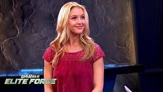 Chase's Robot Girlfriend | Lab Rats Elite Force | Disney XD