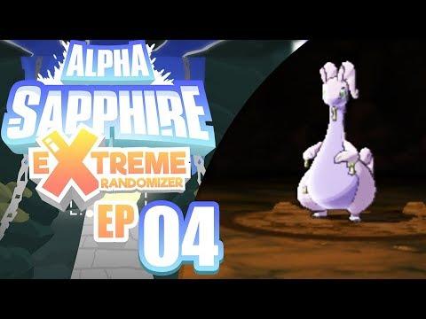 INSANE EPISODE |  Pokemon Alpha Sapphire EXTREME Randomizer Nuzlocke Live Part 4 LIVE 🔴