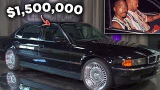 You Won't Believe How Much Tupac Memorabilia Sold For..