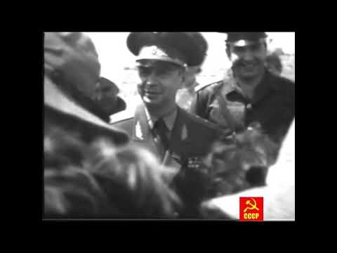 Игра зарница в СССР  1988 год