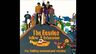 The Beatles - Hey Bulldog (Official Instrumental)