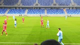 Tehelné pole 16.1.2019 ŠK Slovan Bratislava - Sigma Olomouc 2:3
