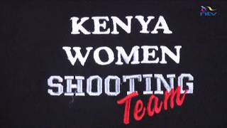 New dawn for women shooters after launch of Kenya women shooting team