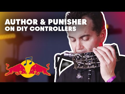 Author & Punisher on DIY Controllers | Red Bull Music Academy