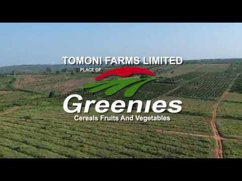 Tomoni Farms with Franklin Bagalla