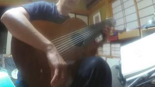 10弦ギターサウンドの私的記録 #019 昭和テレビドラマ「七人の刑事」...