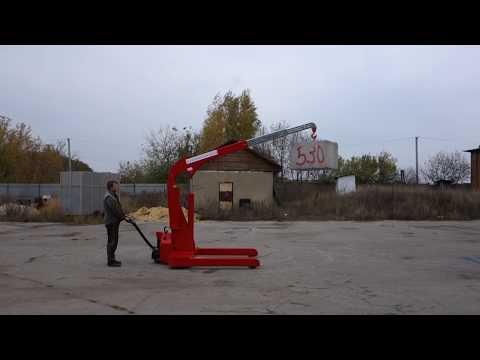 Гидравлический самоходный кран ИНД (Э) Peperev.ru