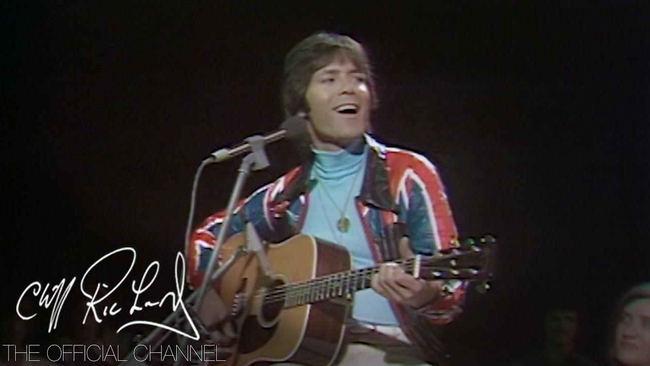 Cliff Richard - Living Doll (The Eddy Go Round Show, 15 Jun 1976)