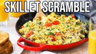 How To Make ItaĮian Skillet Scramble | How To Feed a Loon