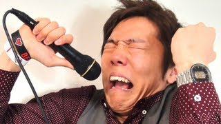My name is HIKAKIN. I'm a Japanese Beatboxer. http://www.facebook.c...