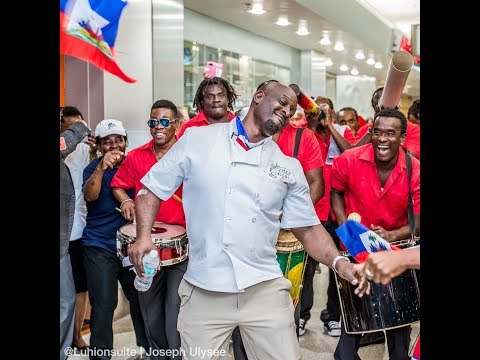 Chef Creole's Miami International Airport Grand Opening