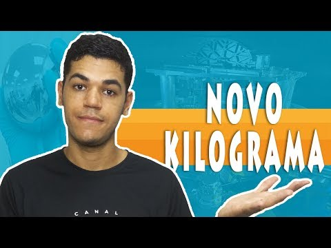 o KILOGRAMA vai mudar | Metrologia 23 (feat. Ivys Urquiza)