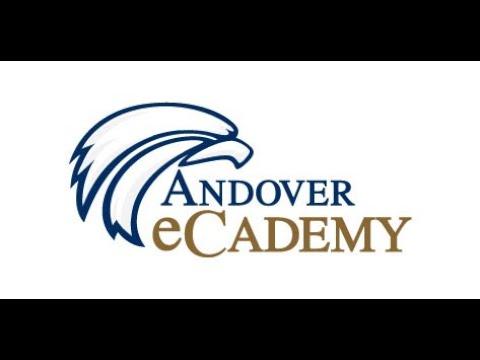 Andover eCademy Graduation 2020