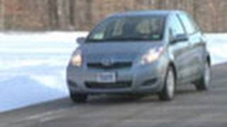 2007-2011 Toyota Yaris Review | Consumer Reports