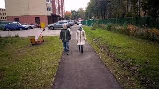 """Клип-пародия """"Уходи дверь закрой""""/Ксения#Егор/Евгения Отрадная"""