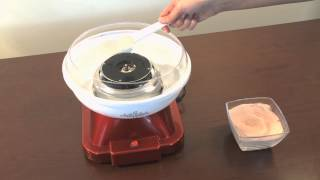 Retro Candy Floss Maker By Gourmet Gadgetry | Nostalgia In The Kitchen