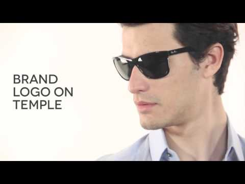 27e47f243447 Ray Ban RB4181 Highstreet Sunglasses Review | VisionDirectAU - YouTube