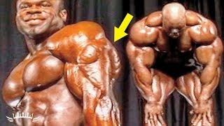 Motivation - When Kai Greene Beat Phil Heath For The First Time In The Best Shape Of His Life