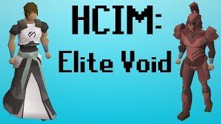 [OSRS] HCIM 140: Elite Void (1981/2277)