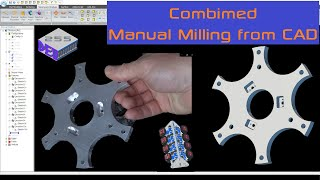Combined 3D CAD and Milling for MGF BEV