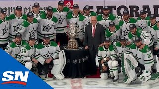 Dallas Stars Capture 2020 Clarence Campbell Bowl As Conference Champions