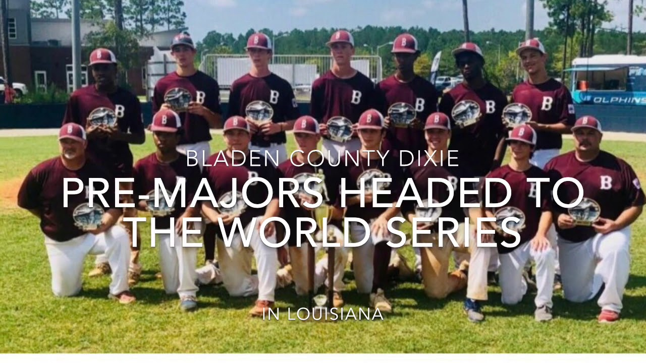 Bladen County Pre-Majors team to open World Series on Saturday