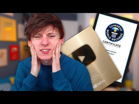 Guinness World Records DECLINED my Play Button Application 😢