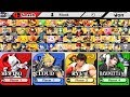 Super Smash Bros Wii U How To Unlock All Characters mp3