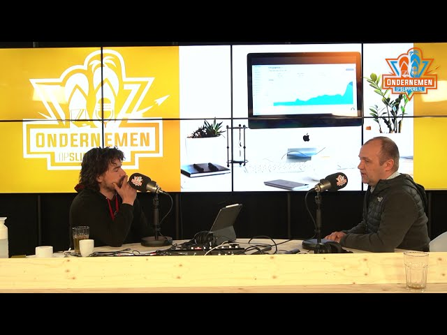 Slippertje 47: Vrijheid door uit zijn business te stappen met Alex Talsma