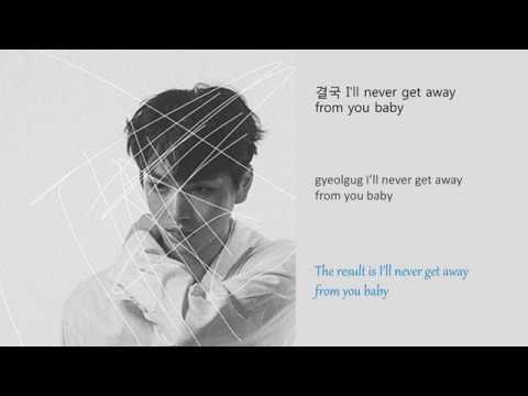 Knnovation (Kino) -LONELY DEMO Lyrics (HANGUL/ROMANIZATION/ENGLISH)