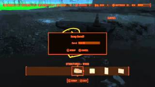 Fallout 4 How to Remove Radiation! [HD]