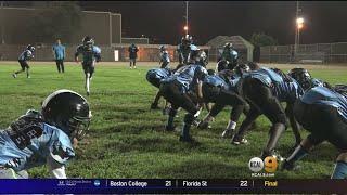 Local Pee Wee Football Team Undefeated