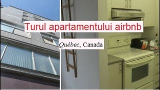 Gambar cover Turul apartamentului airbnb - Quebec, Canada