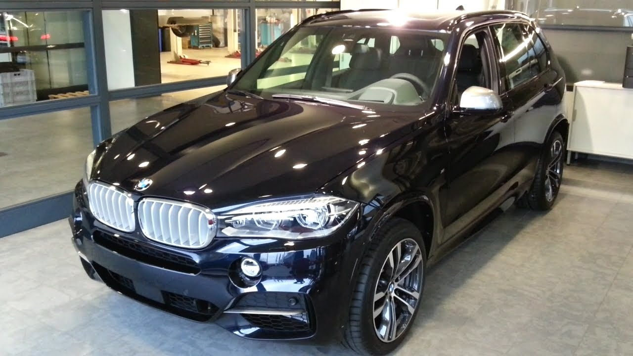 Bmw X5 2015 In Depth Review Interior Exterior Youtube