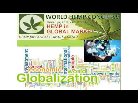 International projects as common objective of the agricultural and marketing hemp lobby - WHC2016
