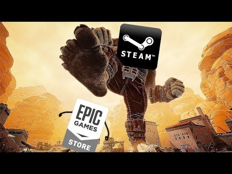 How The Epic Games Store Wants To FIGHT Steam